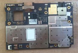 Motherboard Chipsets Canada - Unlocked used 2GB RAM 32Gb ROM mainboard motherboard board card fee chipsets for Lenovo VIBE Z2W K920 mini k7 mini free shipping