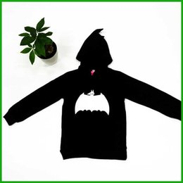 China black boys hoodies spring winter hot selling cotton children tops geometric style bird print high quality kids clothes tops factory price cheap birds clothes suppliers
