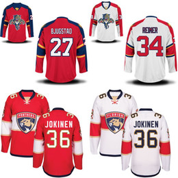 florida numbers 2019 - Florida Panthers Jersey Men's 5 Aaron Ekblad 34 James Reimer 68 Jaromir Jagr 100% Stitched Embroidery Logos Hockey