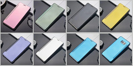 chinese mirrors 2019 - Bling Mirror Wallet Leather For Iphone XR XS MAX X 10 8 7 Plus 6 6s  Galaxy Note 9 S9 S8 Metallic Chromed Plating PC Fli