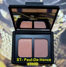 Earth color makEup online shopping - Hot Brand Makeup Duo Eyebrow Shadow Powder Matte Earth Two Colors Eyeshadow Long Lasting Natural Two Color Palette fast ship DHL Free