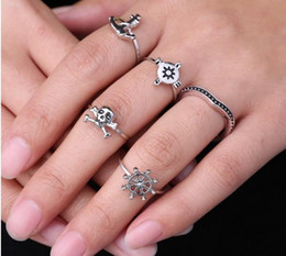 Rings fashion  Discount Wholesale Pirate Rings Fashion Jewelry | 2017 Wholesale ...