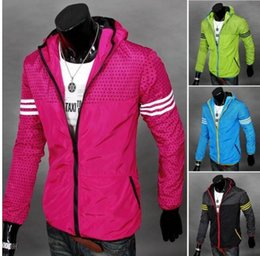 $enCountryForm.capitalKeyWord NZ - high quality !!!! NEW 2016 Bright red 4-color mode Shooting Men gradient Korean men Slim jacket coat MEN JACKET JK02