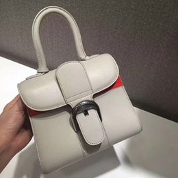 $enCountryForm.capitalKeyWord Canada - Hot sale Free Shipping Best Quality Luxury Women Fashion Delvaux Brillant Bag White Color Hand Bag Shoulder Bag