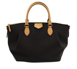 Chinese  Top quality Women Shoulder bag Womens Tote Fashion Lady Messenger genuine leather Dumpling handbag TURENNE Satchel tote purse m48814 manufacturers