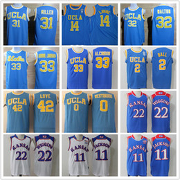537f7953408b ... White 2 Lonzo Ball 14 Men Youth UCLA Bruins College Jersey 14 Zach  LaVine Lonzo Ball Kansas Jayhawks 11 Josh Jackson ...