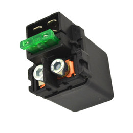 kawasaki zx7r UK - Motorcycle electric parts Starter Relay Solenoid fit KAWASAKI ZX 600 ZX-6R ZX-6RR 1998 1999 2000 2001 2002