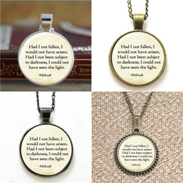 Vision alloy online shopping - 10pcs Quote Pendant Midrasb Hebrew Motivational Jewelry vision Jewelry inspired Necklace keyring bookmark cufflink earring bracelet