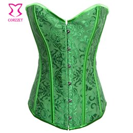 Neon Green Sequin Superwoman Cosplay Gothic Bustier Corset Top Sexy Burlesque Costumes Espartilhos E Corpetes Korsett For Women Women's Intimates