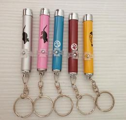 Nouveau Arrivée Jouets Creative et Funny Pet Cat Toys LED Pointeur Laser Pen en Solde