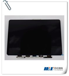 "Macbook Screens Canada - Wholesale NEW Original laptop screen LP133WQ1-SJEV for macbook pro retina 13"" A1502 ME864 ME865 ME866 2013 2014 year"