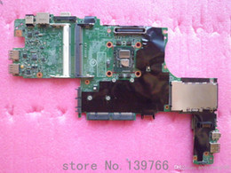 laptop motherboard i5 cpu NZ - 600462-001 board for HP 2740p laptop motherboard with intel DDR3 cpu I5-540M