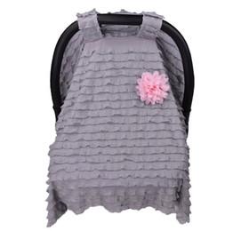 Детская коляска коляска автокресло крышка дышащий козырек от Солнца навес одеяло стул навес шопинг корзина крышка сна багги охватывает KKA2412 на Распродаже