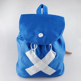 $enCountryForm.capitalKeyWord NZ - cute school bags Anime ONE PIECE Canvas Backpack Tony Chopper Cosplay Cute School bag Shoulder Bag For Teenagers Boys Girls Kids Gift
