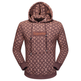 Barato Jaqueta De Moletom Com Capuz De Caxemira Feminina-2017 Tiger G G logo Red Snake stars tide Marca de luxo Hoodies For Men Mulheres Sweater hoodie oversized sweat-shirt sweanshirt 1238