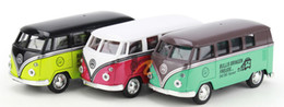 Toy School Buses Canada - New Arrival Alloy Car Model, Boy' Toy, Classic Mini Bus, Retro Bubble Car,School Bus, High Simulation,Kid' Gifts,Collecting, Home Decoration