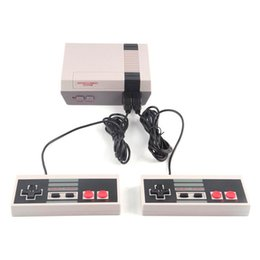 HandHeld mini games online shopping - New Arrival NES Game Consoles Classic Games Mini TV Video Games Handheld Retro Player NES For PAL NTSC With Retail Box