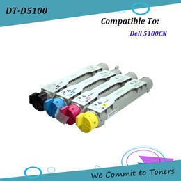 m cartridge UK - Dell 5100, Compatible Toner Cartridge for Dell 5100CN , OEM 310-5807 ~ 310-5810 , BK C M Y - 8,000 pages