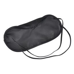Wholesale 2500PCS High Quality Soft Eye Mask Shade Nap Cover Blindfold Sleeping Travel Rest Christmas gift