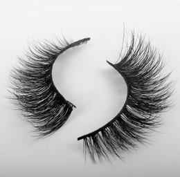 $enCountryForm.capitalKeyWord Australia - Amazing EURO STYLISH Flase Eyelashes Mink Hair Eyelashes Winged 3D Multi-layered Lash Strips More Natural Crisscross Eyelash Extension ME005