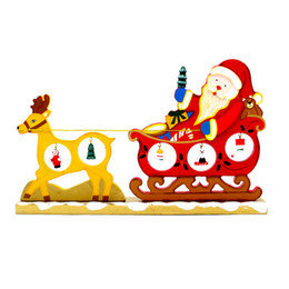 Wooden gift articles online wooden gift articles for sale in 2016 the new christmas decoration gifts cartoon wooden christmas deer cart desktop furnishing articles christmas products gift furnishing negle Images