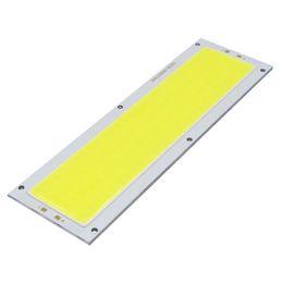$enCountryForm.capitalKeyWord NZ - 4.7in Rectangle COB Board 10W 12V LED Light Source for DIY Car Work Decor Lamp 1000LM Bulb House Lighting