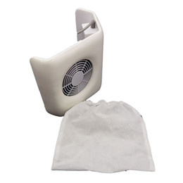 Suction Bags Canada - Wholesale- 5Pcs Dust Collecting Suction Bags for Nail Suction Collector Salon Tool for Replacement