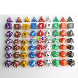 $enCountryForm.capitalKeyWord Canada - 63pcs DND Table BOARD GAME Dungeons&Dragons number dice 9 Colors Purple Black Blue White Green Red Yellow Child Party dices IVU