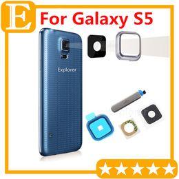 SamSung S5 uSb port cover online shopping - 2pcs Original USB Charging Port Plug Block Water Proof Cover Back Camera lens For Samsung Galaxy S5 I9600 G900A G900T VS G900P G900F