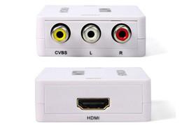 $enCountryForm.capitalKeyWord Canada - HDMI2AV 1080P HD Video Adapter mini HDMI to AV Converter CVBS+L R HDMI to RCA 2016 DHL Free Shipping
