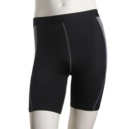 knee length compression shorts NZ - Wholesale-Men's Shorts Compression Gear Base Layer Casual Shorts Tights Quick Dry Size New