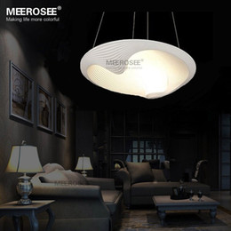 Discount Living Room Light Fittings LED Pendant Light Fixture LED Lustre Light  Fitting Shell Shape Suspension