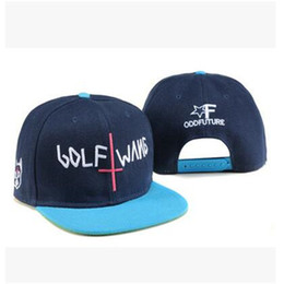 723e5d8e80b 2017 Cheap Odd Future Golf Wang Snapbacks Hiphop Hats Caps Sports Team Hats  Fitted Snap Back Cap Baseball Hats Wholesale Men Women Caps