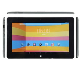 Cube 10,6 pouces i10 Dual Boot Tablet PC Quad Core 2 Go / 32 Go Android Windows 10 Bluetooth WIFI Phablet on Sale