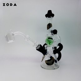 Wholesale MMMMM REVOLUTION a cool cartoon spinning marble classic water pipe