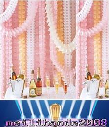 36m Four Leaf Clover Decoupage Wedding Backdrops Decoration Birthday Decor Kids Garland Venue Layout Party