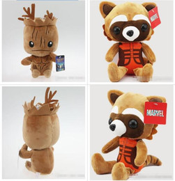 Free science games online shopping - Science Fiction Film Guardians of The Galaxy Groot cm Plush Toys Treant Baby Toys