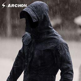 $enCountryForm.capitalKeyWord Canada - Army Clothes Tactical Windbreaker Men Winter Autumn Jacket Waterproof Wearproof, Windproof, Breathable Fishing Camping & Hiking Sportwear