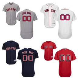 4bf7f9620bb ... world series anniversary patch baseball jersey customized boston red  sox mlb jersey mens Authentic ...