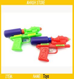 Toy Swords Wholesale Canada - Summer Hot Sale Children Sand Water Gun Play Toy By Air Pressure Kids Water Pistols Fastest