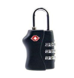 $enCountryForm.capitalKeyWord UK - DHL free shipping Customs Luggage Padlock TSA338 Resettable 3 Digit Combination Padlock Suitcase Travel Lock TSA locks
