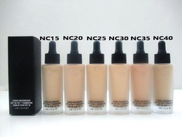 China free shipping newest 30 ML Foundation Liquid SPF30 ( 6 pcs  lot ) supplier ml control suppliers