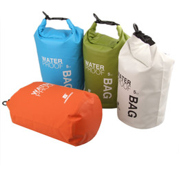 $enCountryForm.capitalKeyWord Canada - Ultralight Outdoor Camping Travel 5L Rafting Waterproof Dry Bag Swimming Travel Kits Orange White Green Blue