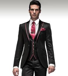 Discount Classic Italian Groom Suits | 2017 Classic Italian Groom ...