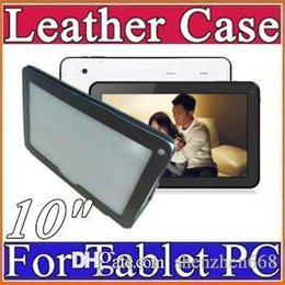 """$enCountryForm.capitalKeyWord NZ - 10 inch Original Protective Leather case for 10"""" Allwinner A23 A31S A33 A83T ATM7029 ATM7021 Tablet PC B-PT"""