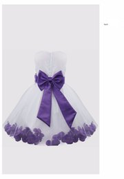 Chinese  girls pageant dress Sequin Butterfly Tulle Baby kid Party Dresses Flower baby girl tutu Dress Lace ball gowns for kids manufacturers