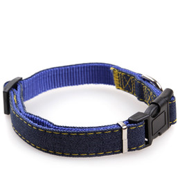 $enCountryForm.capitalKeyWord UK - 2017 Hot Sale Pets Dog Collars High Quality Canvas Collar Dog Accessories Fashion Colorful Cute Adjustable Free Shipping