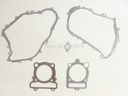 rebuilt engines 2019 - Wholesale- JS 400 ATV ENGINE REBUILD GASKET KITS FOR JIANSHE JS 400 MOUNTAIN LION 400CC ATV YAMABUGGY GO KART discount r