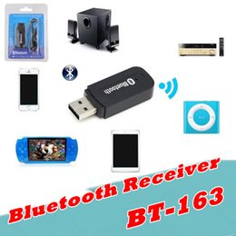 $enCountryForm.capitalKeyWord NZ - Universal 3.5mm BT-163 Bluetooth Audio Music Receiver USB Output Audio Cable for PC Speaker iPhone,iPad,iPod,android
