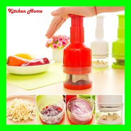 $enCountryForm.capitalKeyWord Australia - Pressing Vegetable Onion Cutter Garlic Easy Chopper Slicer Peeler Dicer Shredders Multifunctional Kitchen Gadgets Cooking Tools